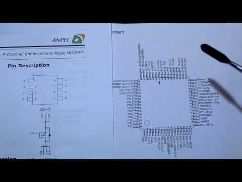 Ремонт Китайской автомагнитолы Сгорела TDA7388 и ошибки в работе TMP86FS49BUG