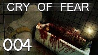 Let's Play Cry of Fear #004 [Deutsch] [HD+] - Der fearte Stock