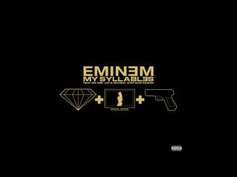 Eminem   Syllables Audio ft  Dr  Dre, Jay Z, 50 Cent, Stat Quo, Cashis