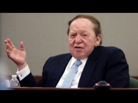 Billionaire Sheldon Adelson pulls back on donations to GOP