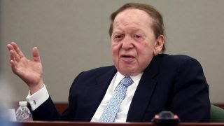 Billionaire Sheldon Adelson pulls back on donations to GOP, From YouTubeVideos