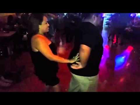 El Fluffy Salsero & Sonia Sofeya Curtis (Salsa)