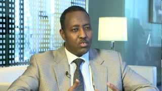 Director General Bishar Hussein on becoming UPU leader