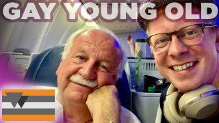 Old gay young Old Bisexual