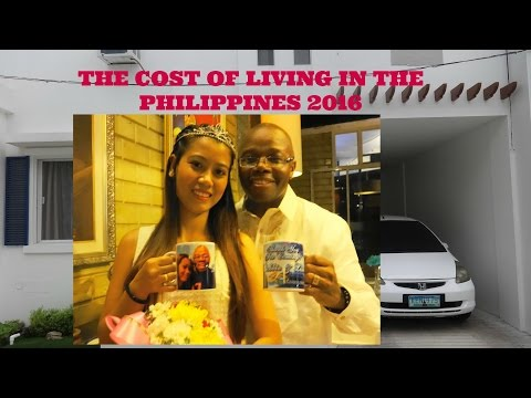 Cost of Living In The Philippines 2016