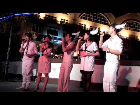 TONE - Hark! The Herald Angel Sing (@ ReadBridge Clarke Quay, Singapore)