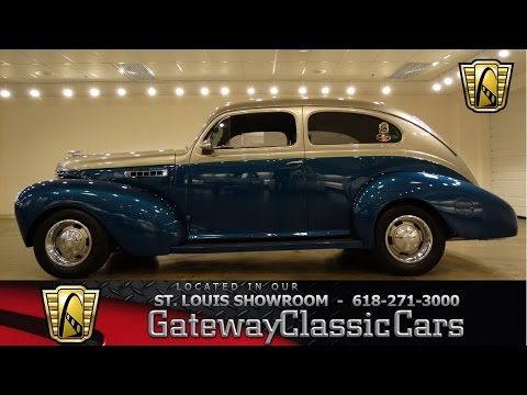 1939 DeSoto Deluxe - Gateway Classic Cars St. Louis - #6710