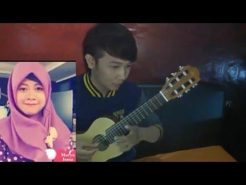 (Lagu Spesial Hari Ibu) Dicover Oleh Marya Isma & Nathan Fingerstyle - Sedih Banget Lagunya :'(