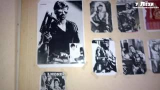 Что собирали дети 80-х (фото с ниндзя, Брюс Ли, Шварц, Ван Дамм и пр.)