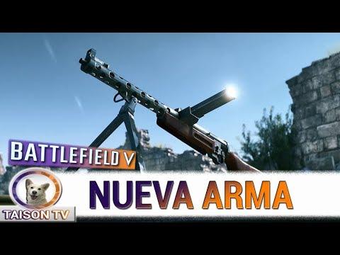 Battlefield V NUEVA ARMA ZK-383 ¿MEJOR QUE LA TOMMY Y LA SUOMI? thumbnail