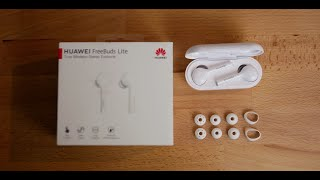 Huawei Freebuds Lite - مراجعه سماعات هواوي اللاسلكيه بعد يومين من الاستخدام واهم المميزات والعيوب !