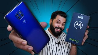 Motorola Moto G9 Unboxing & First Impressions ⚡⚡⚡ SD 662, 5000mAh Battery, My UX & More