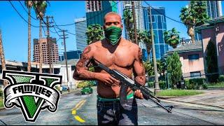 GTA 5 GUERRA DE BANDAS !! NOS FALTA POCO PARA QUE LA CIUDAD SEA NUESTRA !! GTA V PC MODS Makigames