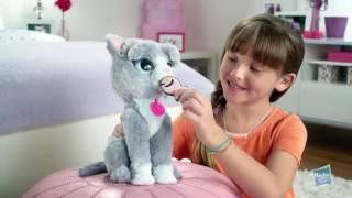 Интерактивный котенок Бутси FurReal Friends Bootsie Hasbro