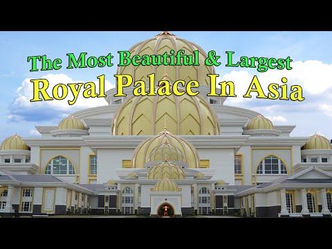 The Most Beautiful & Largest Royal Palace In Asia | Istana Negara | Kuala Lumpur