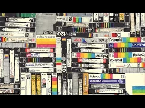 NATIONAL VCR DAY - How I Turn VHS to Digital video