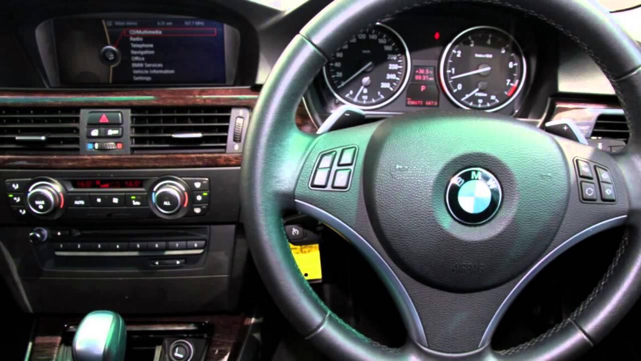 BMW I E MY Exclusive Steptronic Innovations Silver - Bmw 325i 2011