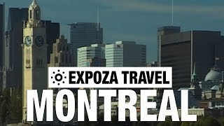 Montreal (Canada) Vacation Travel Video Guide