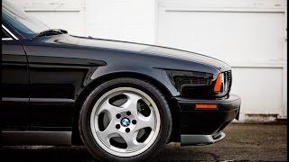 Ян:) Ремонт Бампера BMW M5 стекловолокном 1\2