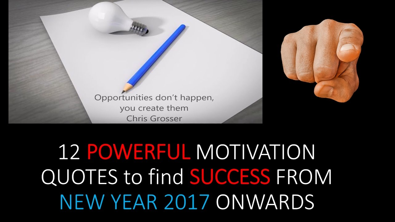 powerful motivational quotes for new year onward to