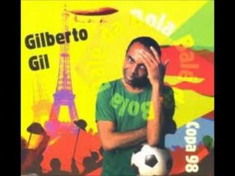 Gilberto Gil - balé da bola