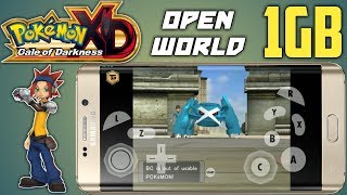 Download Pokemon XD Gale of Darkness on Android Highly Compressed