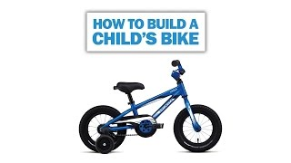 How to assemble a child