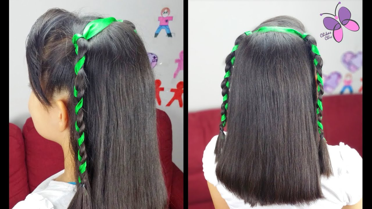 Hair Style Videos Youtube: Peinados Cabello Corto