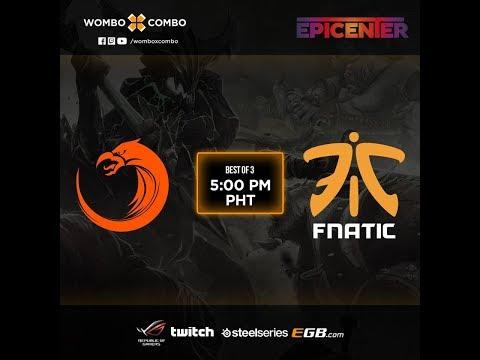 TNC Pro Team vs Fnatic Game 1 (BO3) l Epicenter XL SEA Qualifiers
