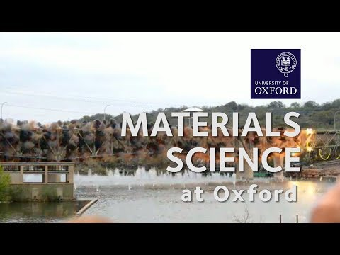 Materials Science at Oxford University