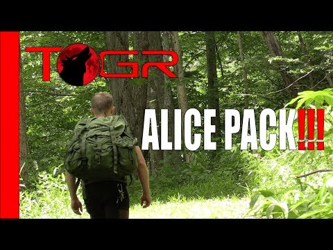 Large ALICE Pack - Review