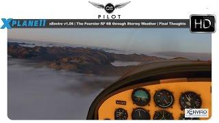 [X Plane 11] xEnviro v1.06 | Fournier RF-6B-100 | Final Thoughts
