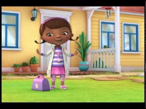 Doctora Juguetes nueva serie de Disney Junior  YouTube