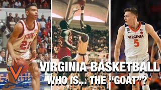 The virginia cavaliers may have only just won their first national championship in 2019, but uva has a long basketball tradition. ralph sampson is one of th...
