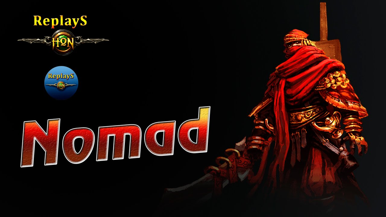 heroes of newerth nomad