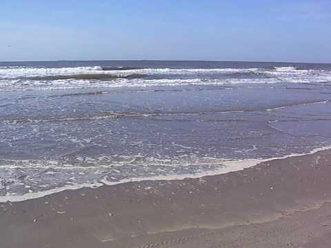 Isle Of Palms Beach South Carolina