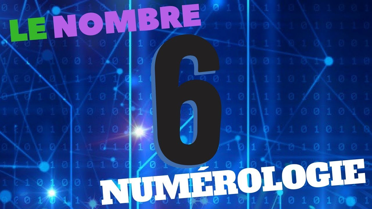 #6 LE 6 ET SES SYMBOLES [#NUMÉROLOGIE]