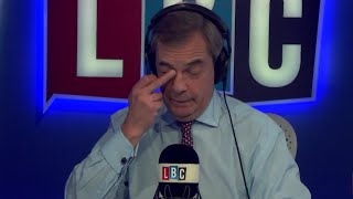 The Nigel Farage Show: Was i right to say I'm not a feminist? LBC - 29th January 2018