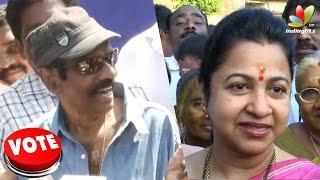 Goundamani Nakkal Speech: Funny take on Rajinikanth & Kamal   Nadigar Sangam Election 2015