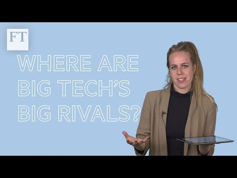 How Did The Biggest Tech Companies End Up Without Competition?