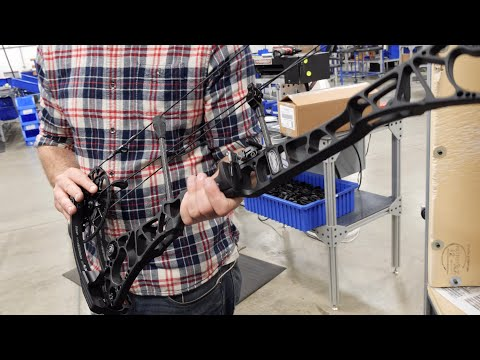 Mathews Archery Bow Factory Tour