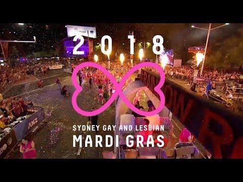 SYDNEY GAY & LESBIAN MARDI GRAS FESTIVAL 2018