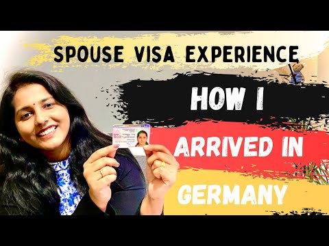 How to get Spouse Visa for Germany? | My German Visa Process | Malayalam Vlog | with Eng CC