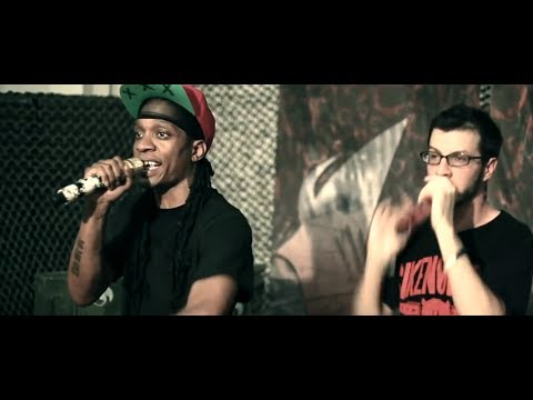 "CES Cru - ""Klick Clack Bang"" LIVE at Strange Music HQ"