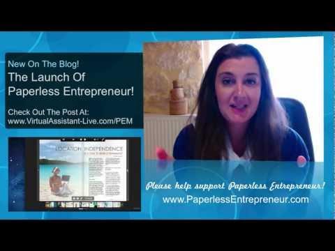 FREE Paperless Entrepreneur Magazine