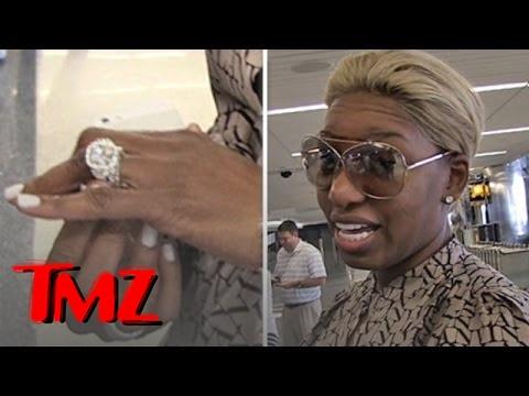 Nene Leakes Insurance On Her HUGE Diamond Ring TMZ YouTube