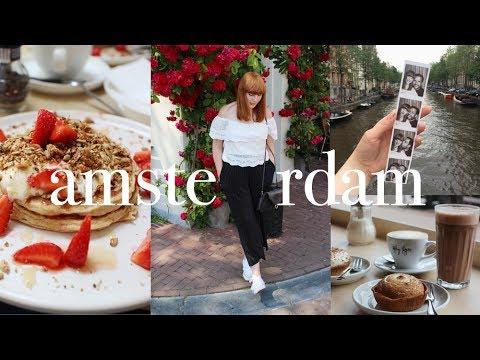 Exploring Amsterdam | Zoey Olivia