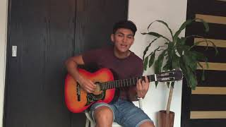 Hey there Delilah - Plain White T's (Cover by Erik Martinez)