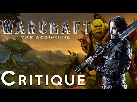 WARCRAFT - LE COMMENCEMENT : Critique du film Blizzard