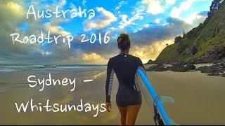 Australia Roadtrip 2016 - GoPro 4 black and Dji Phantom